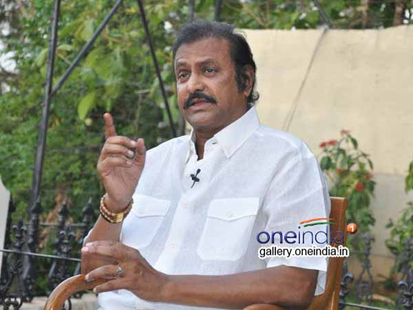 Mohan Babu Says Hold your Tongue in Control To Ali