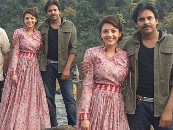 Pawan Kalyan Marries Kajal Agarwal in Sardaar