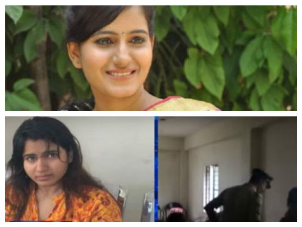 Actress Swathi Reddy, Mom Come to Blows at Police Station in Hyderabad