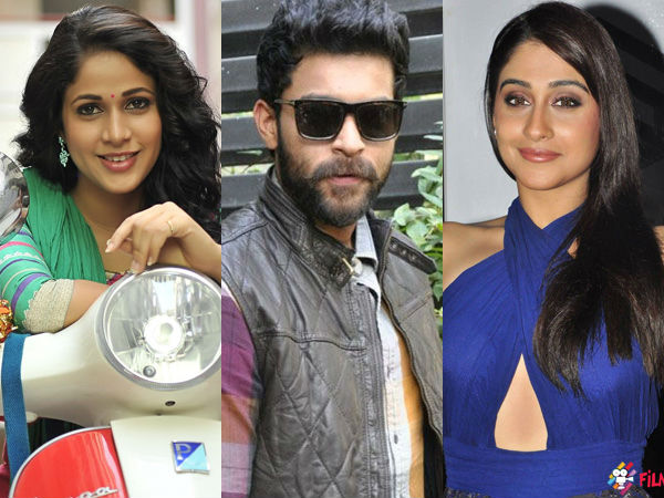 Varun Tej's 'Feel My Love' with Lavanya and Regina!