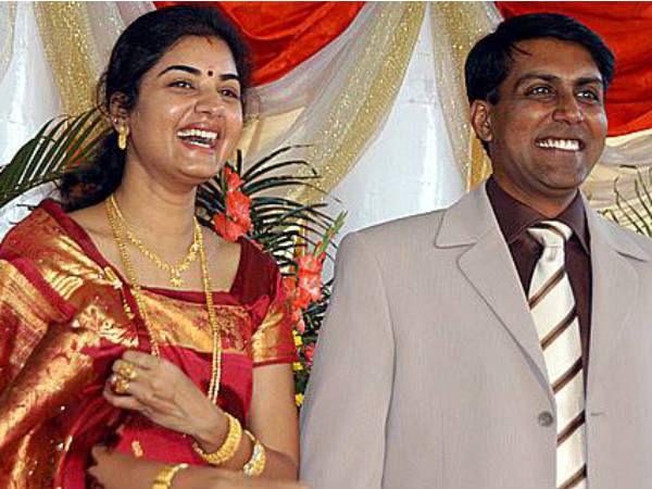 Actor Prema files for divorce