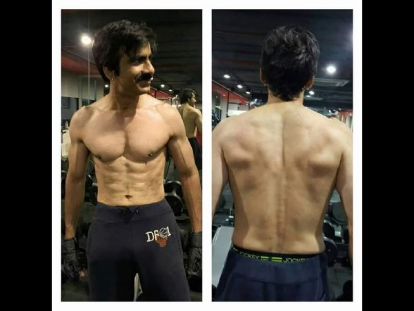 Uttej comment about Ravi Teja's Six Pack