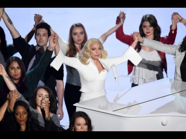 Lady Gaga's new video glamorises rape