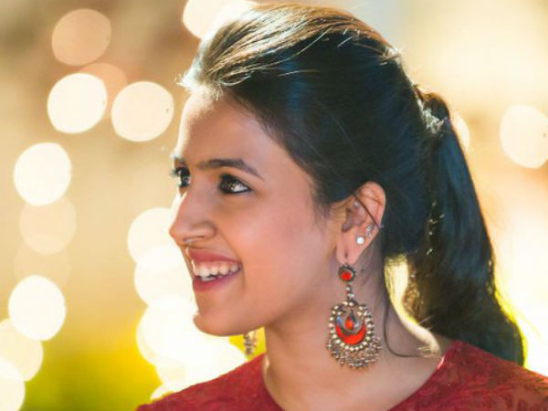 Niharika Konidela about her first movie