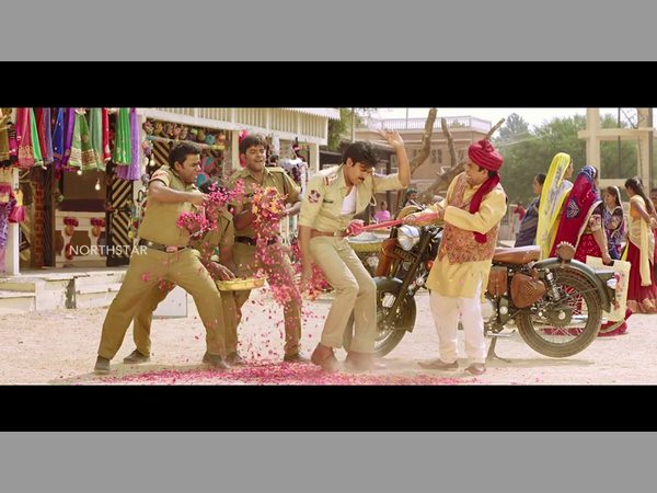 Sardaar Gabbar Singh Official Hindi Teaser