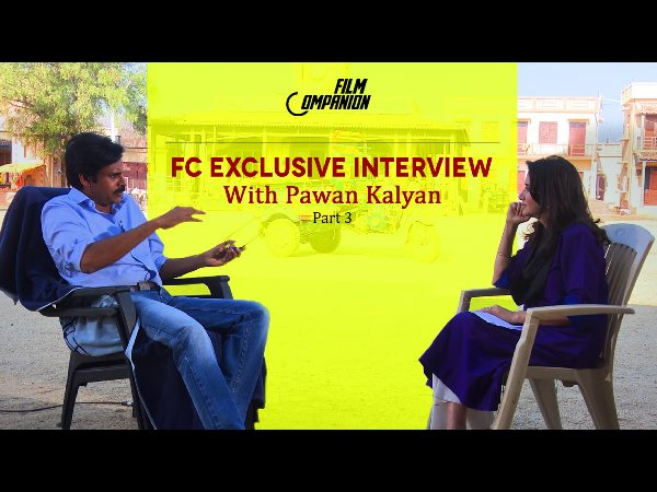 Pawan Kalyan's Exclusive Interview-3