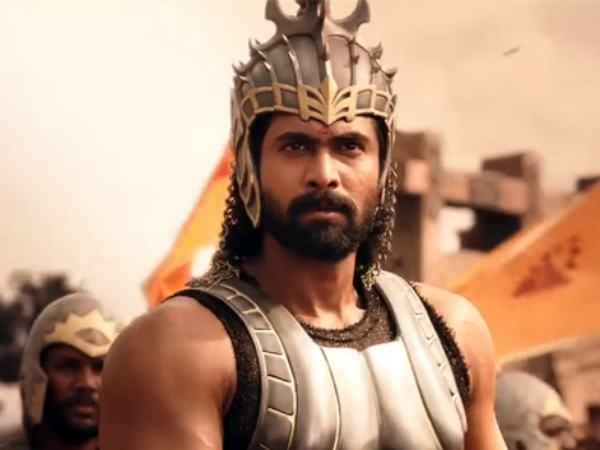 Rana Daggubati Reveals The Biggest Twist In Baahubali 2