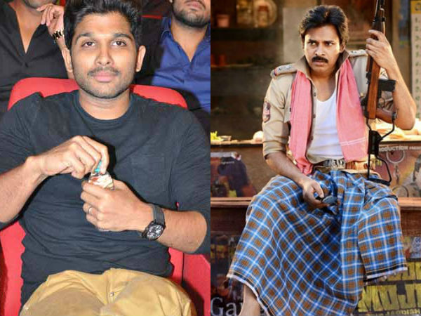 Allu Arjun's secret Visit to Sardaar theatre