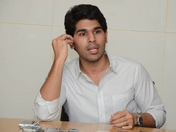 allu sirish new move about 700 years back love story