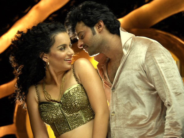 Kangana acted with Prabhas for BMW Car