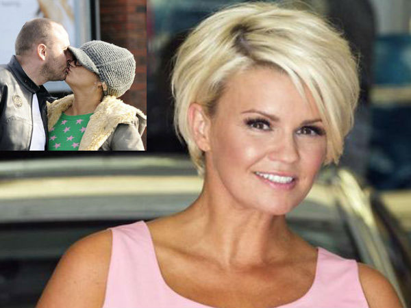 'I am not dating anyone!' Kerry Katona