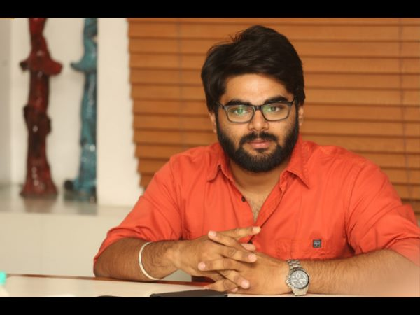 Kshanam director's next with Rana Daggubati