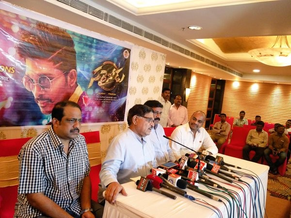 Chiranjeevi as chief guest for Sarrainodu audio celebrations