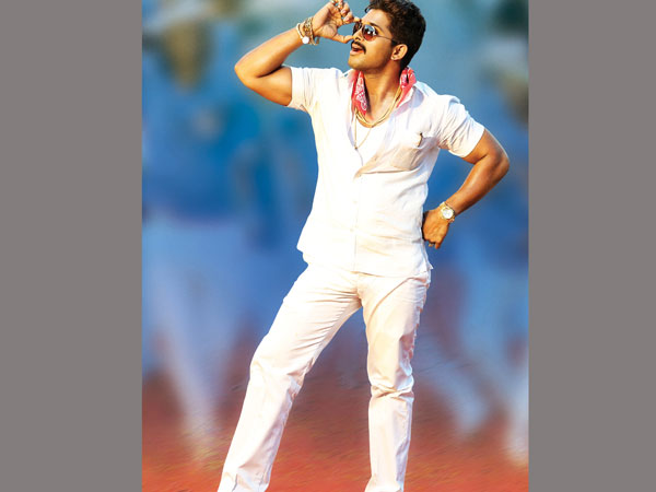 Sarrainodu's action scenes toned down