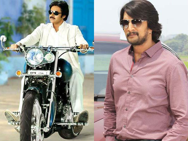 Sudeep Paid 8 Lakhs To Use Pawan's Bike