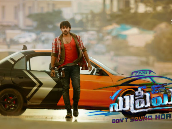 May 1st Week Release for Sai Dharam Tej - Anil Ravipudi's Supreme