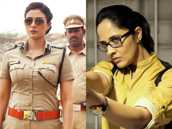 Tabu to play cop in Kshanam's Hindi remake