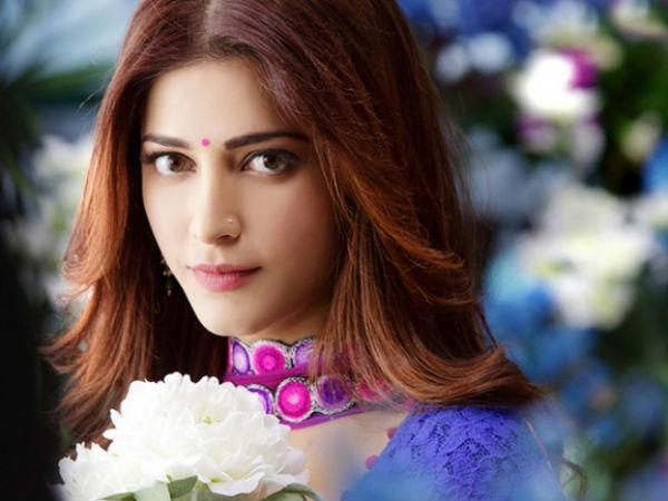 Shruthi Hassan Nude viedeo in Internet