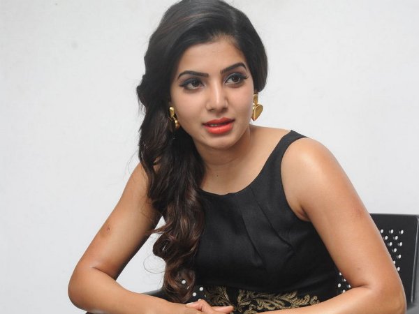 No more talk of marriage until I say: Samantha