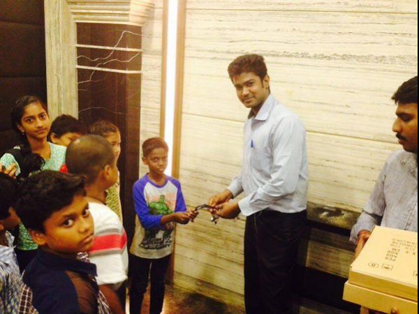 Suriya's 24's Special Gift for Children—The Free Magic Watch