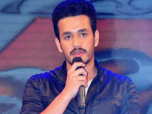 Akhil Second Movie Confirmed