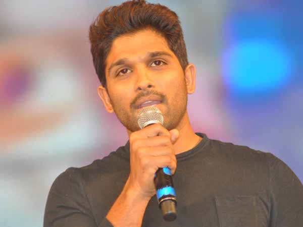 Allu Arjun hates his first movie Gangotri