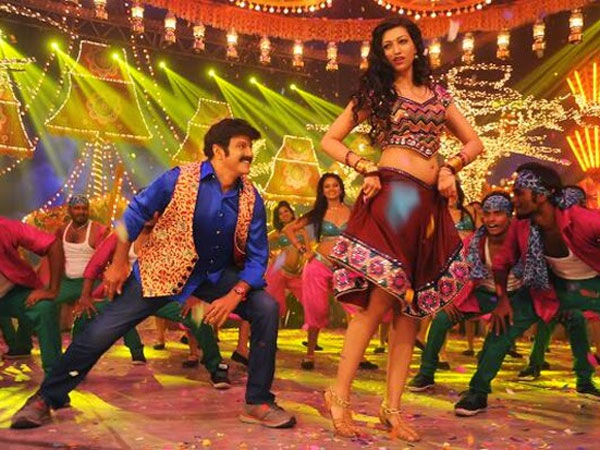 Hamsa Nandini to shake legs on Balayya's b'day