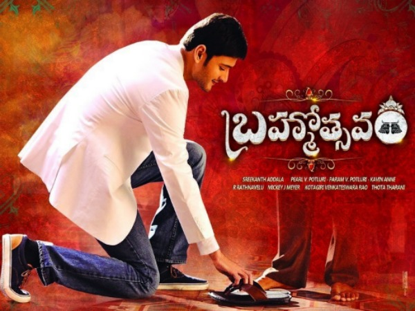 social media negative effects on Brahmotsavam