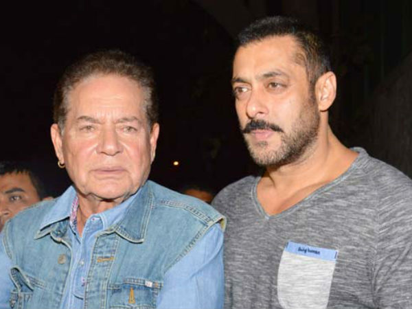 Salim Khan reacts on Salman's marriage rumours