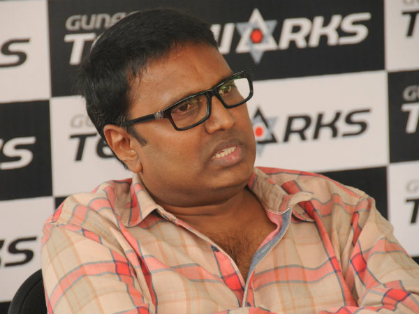 Gunashekar is preparing script works to small film