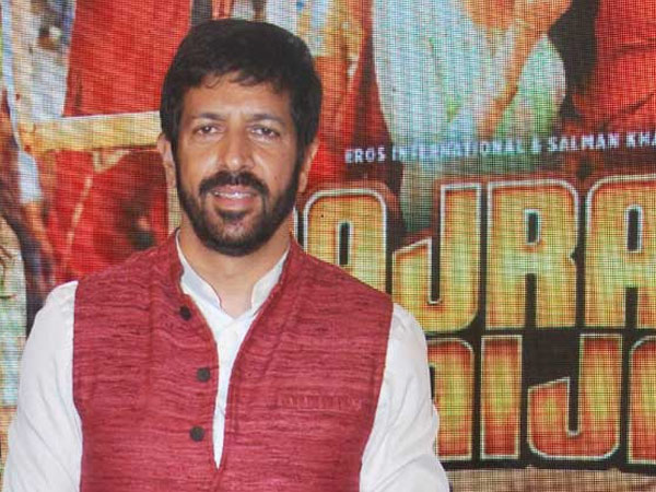 Kabir Khan was rushed to the hospital