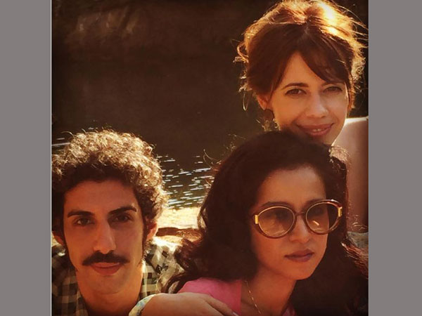 Is Kalki Koechlin dating with Jim Sarbh?
