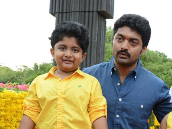 Kalyan Ram Son Shourya Debut in Puri film