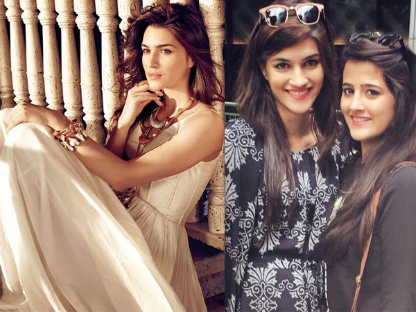 Kriti Sanon's sister to make her Bollywood debut soon?