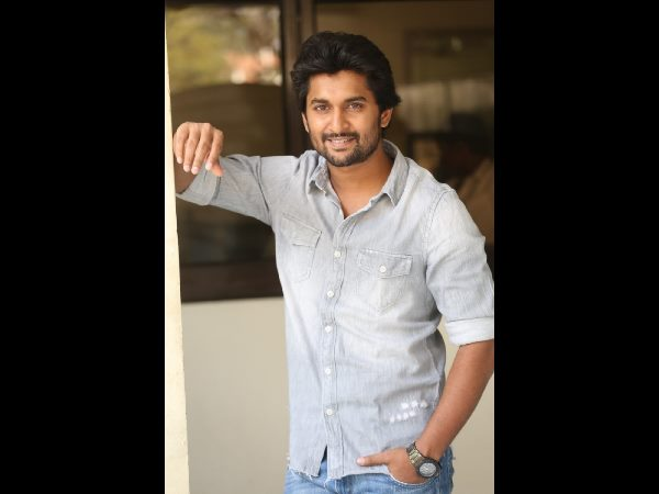 Nani turns Assistant director to Rajamouli