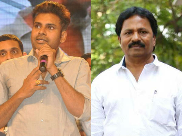 Pawan would work with A.M Rathnam