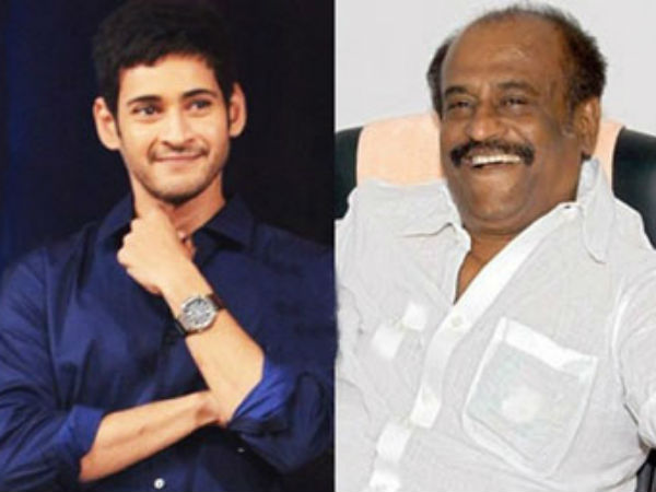 Rajinikanth considered for role of Mahesh's Father