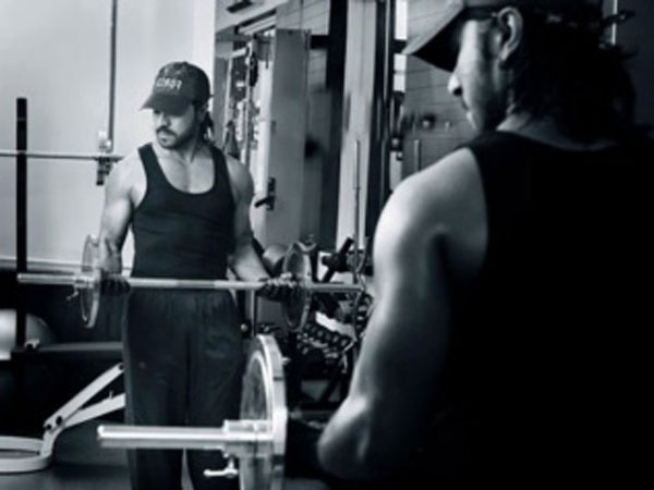 VIDEO: See Ram Charan's Rigorous Workout For His Next