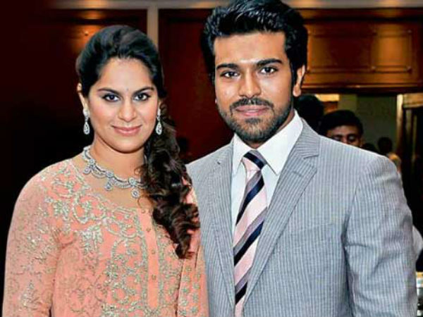 Cherry's wife, Upasana to appear in Apollo ad
