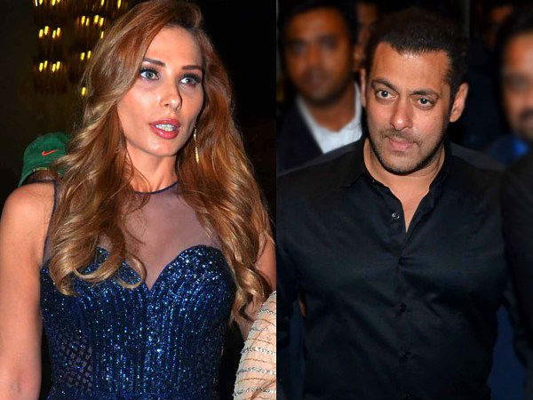 Salman's Girlfriend Lulia Vantur breaks her silence!