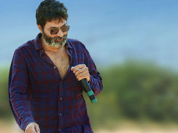 Trivikram about A Aa movie story