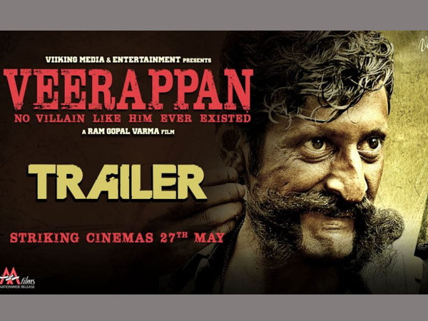 RGV's Veerappan Trailer 2 The Hunt