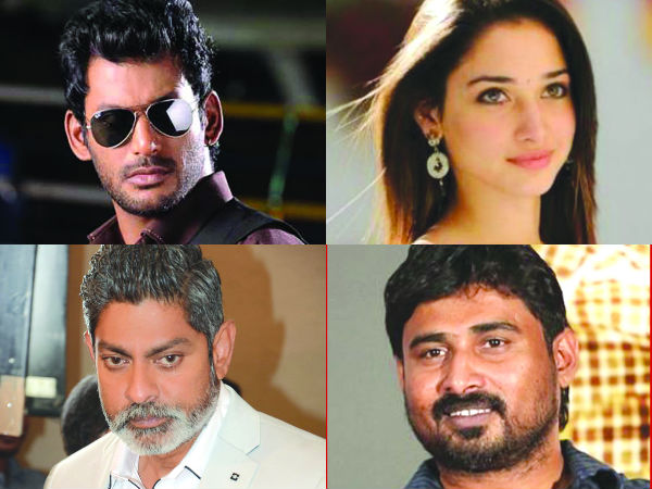 Jagapathi Babu to team up with visal