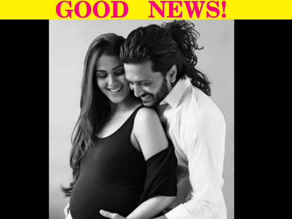 It's A Boy Again For Riteish Deshmukh & Genelia D'Souza