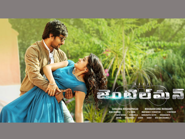 Nani's Gentle man movie talk