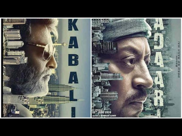 It was a joke: Irrfan Khan on Rajinikanth starrer Kabali poster comment