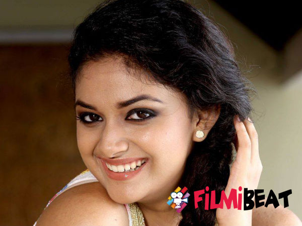 Did Keerthy Suresh reject the offer to star pawan kalyan?