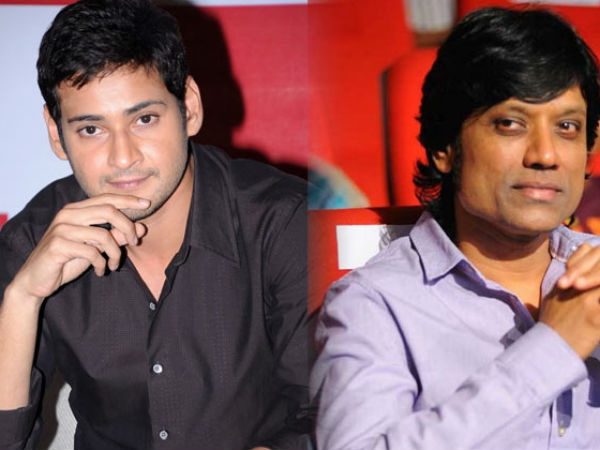 SJ Surya as Villain in Mahesh Babu movie