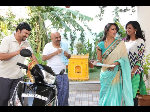 RP Patnaik New Movie Manalo Okkadu details
