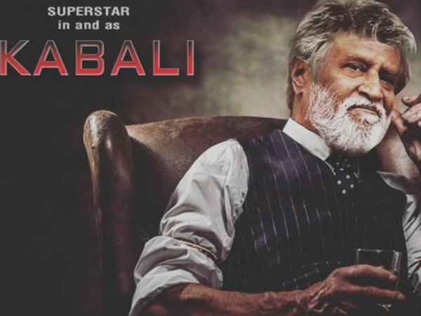 Rajani's Kabali's Telugu Right Sold Out